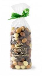 oeufs nougatine chocolat