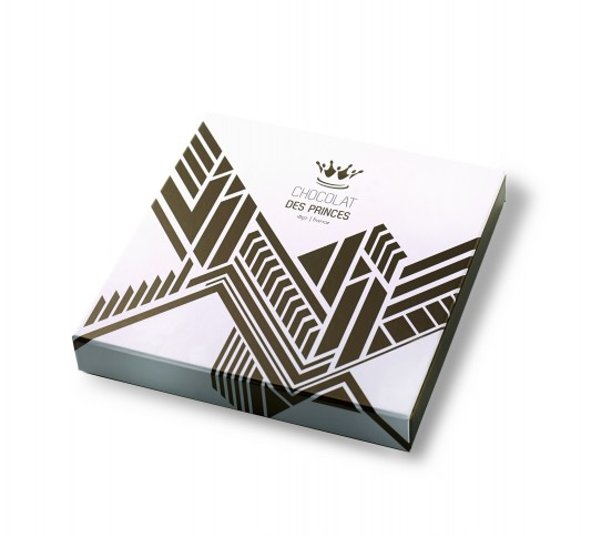 chocolats assortis coffret