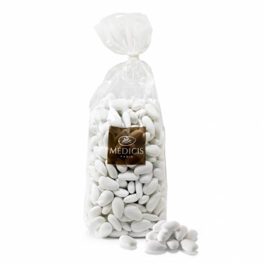 dragées blanches amandes