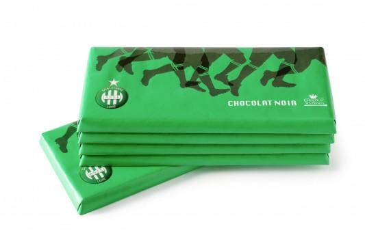 tablettes chocolat ASSE -  lot de 5