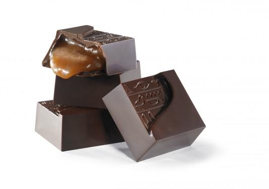 délices chocolat caramel