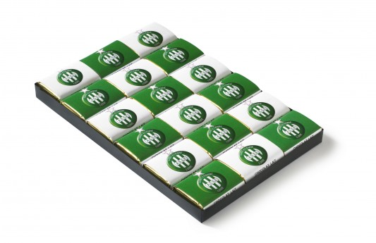 mini tablettes chocolat ASSE