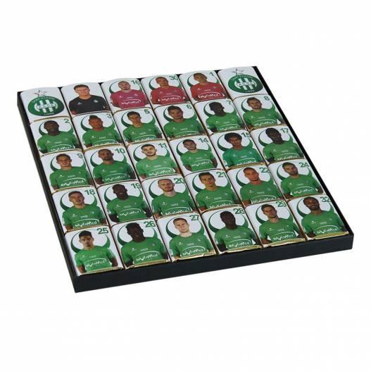 mini tablettes joueurs ASSE