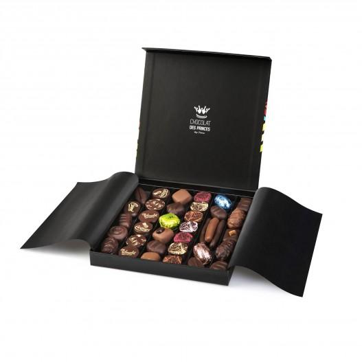 chocolats assortis boite collector 120 ans