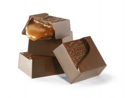 délice chocolat lait caramel