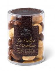 Vous aimerez aussi : gourmandises : délices de Montélimar - biscuit caramel - amandes