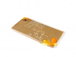 Vous aimerez aussi : TABLETTE CHOCOLAT BLOND DECOREE